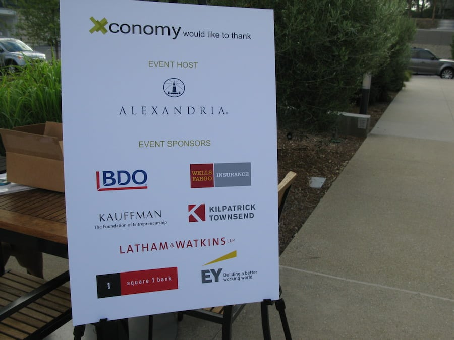Xconomy Thanks our sponsors