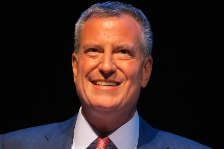 Bill de Blasio's NYTM Debut thumbnail