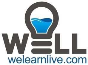 We Learn Live logo
