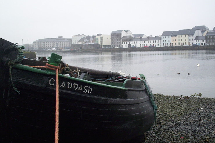 Old Fishing Boat, Claddagh