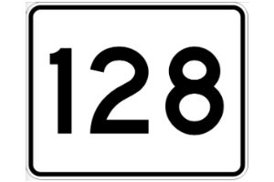 128 Sign