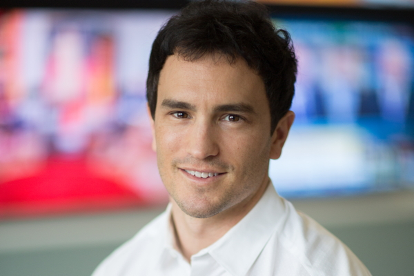 Integrate co-founder and CEO Jeremy Bloom