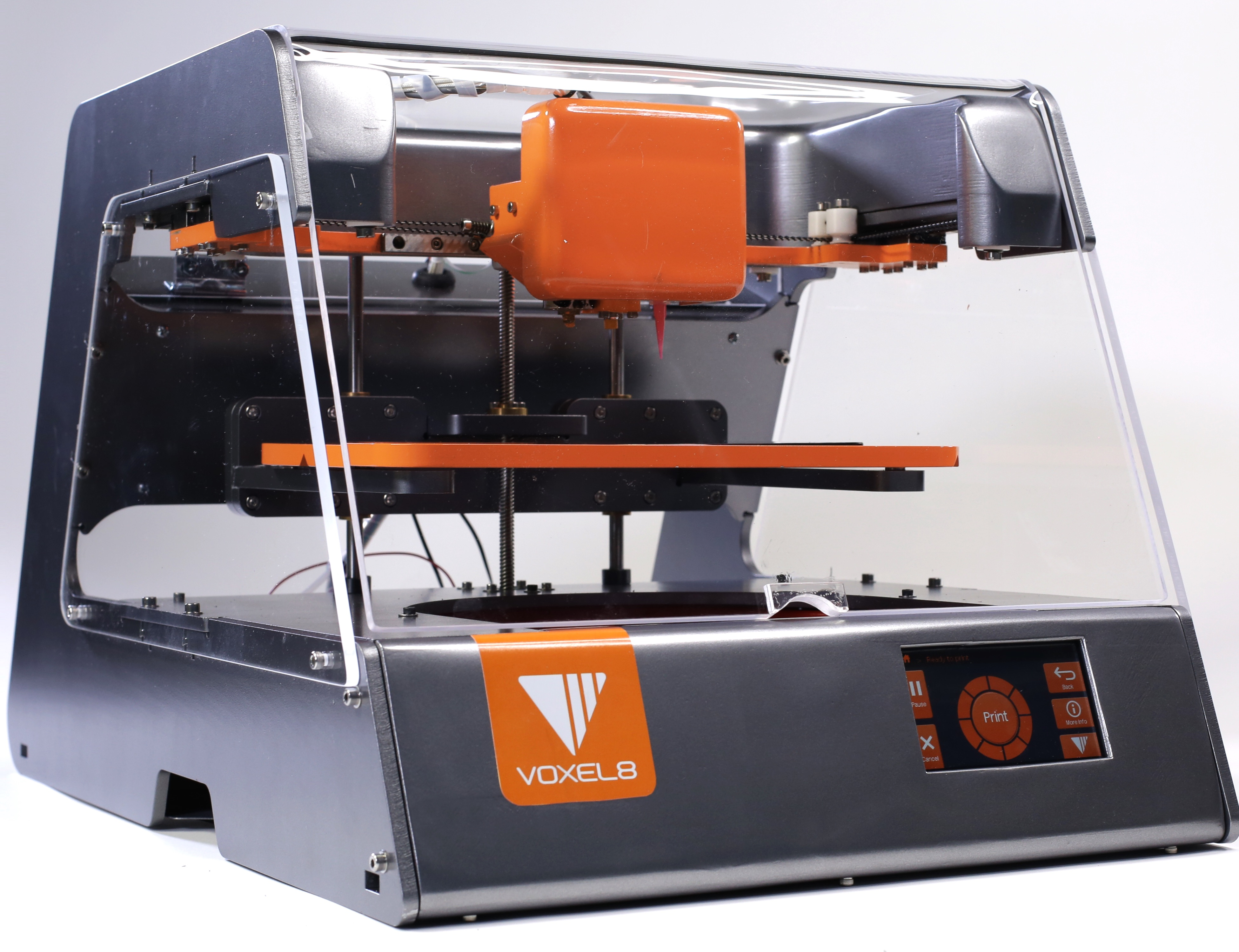 Xconomy: Harvard Spin-off Voxel8 Takes 3D Printing Into Electronics
