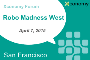 Join us April 7 for Robo Madness West!