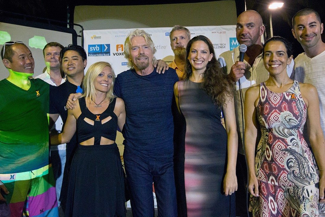 Wanderu, With New iOS App, Pays Richard Branson a Visit