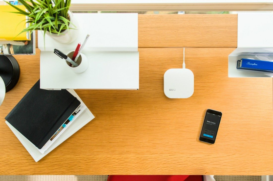 Eero Aims to Bring Elegant Mesh Networks to Home Wi-Fi