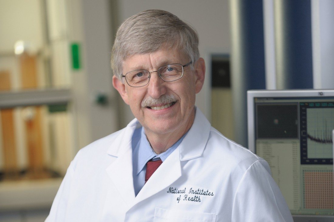 "NIH Director Hails ""Stunning Case"" as Example of Genomic Revolution"