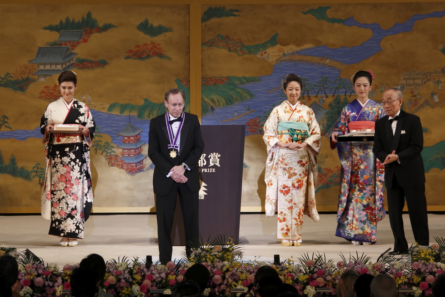 Dr. Robert Langer_Receives Kyoto Prize
