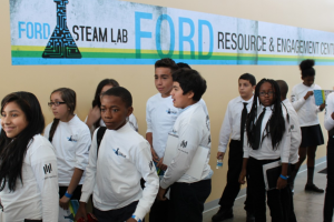 Ford STEAM lab