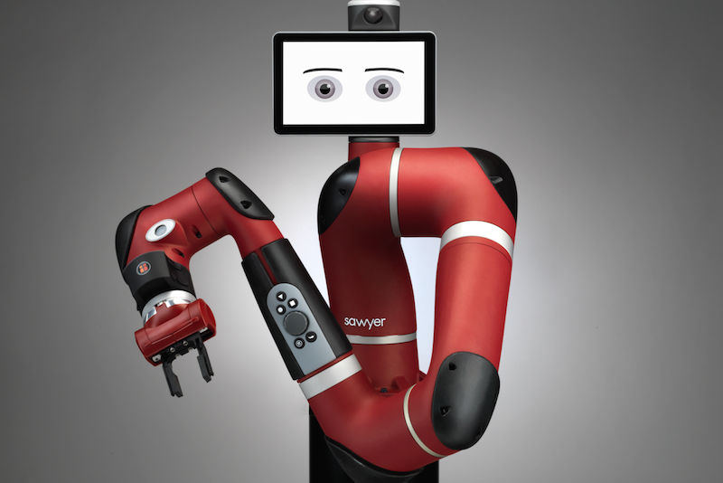 Rethink Unveils a New Manufacturing Robot Called Sawyer
