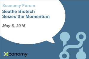 Here's The Agenda for Seattle Biotech Seizes The Momentum, May 6
