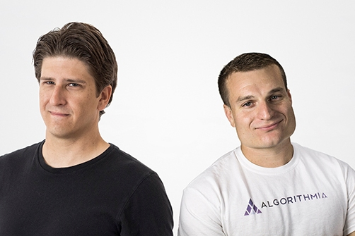 Algorithmia co-founders