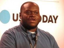 Anthony Frasier, co-founder of The Phat Startup (photo by Joao-Pierre S. Ruth)