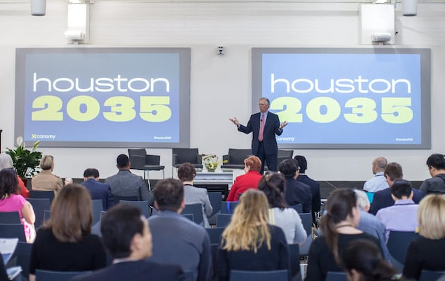 Welcome to Houston 2035