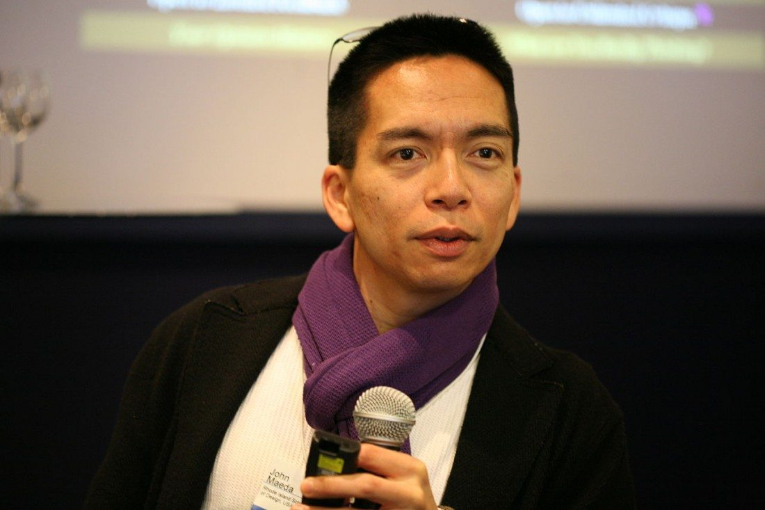 Hybrids and the Slash Generation: John Maeda Breaks the Funk