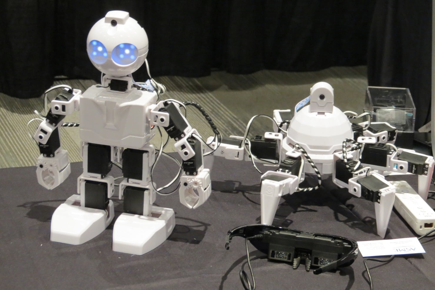 Build-It-Yourself Bots