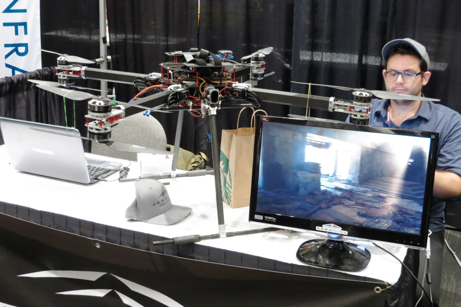 Movie Making Meets Drones