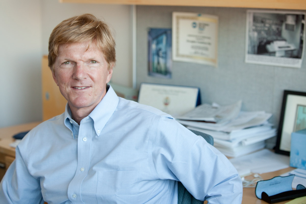 Douglas Crawford, associate director, QB3, and managing director, Mission Bay Capital