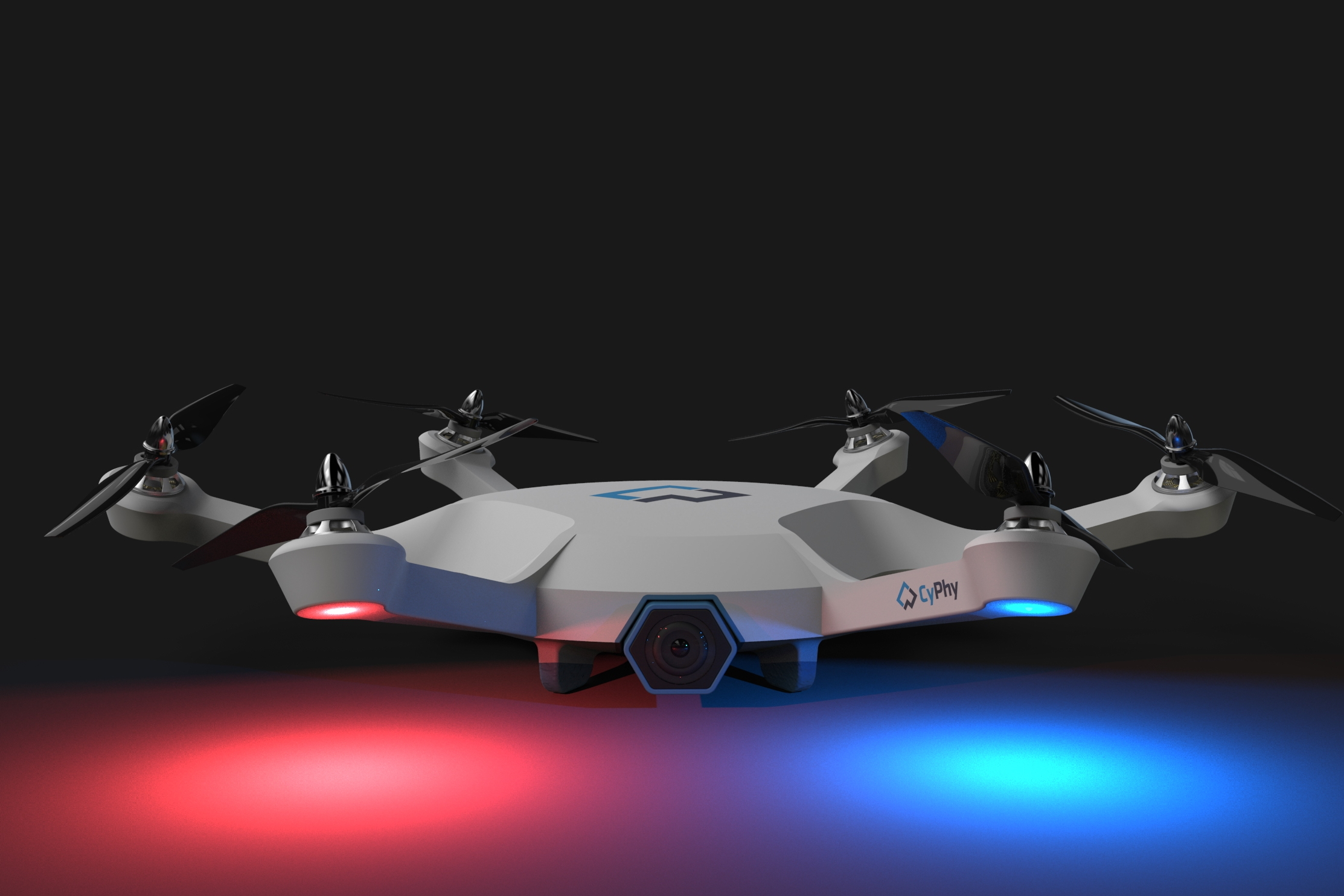 The LVL 1 drone by CyPhy Works
