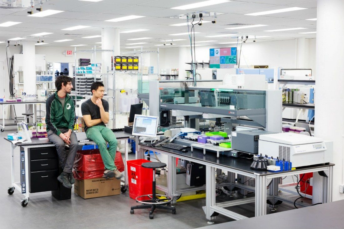 Ginkgo Bioworks Adds $45M to Expand Organism Engineering