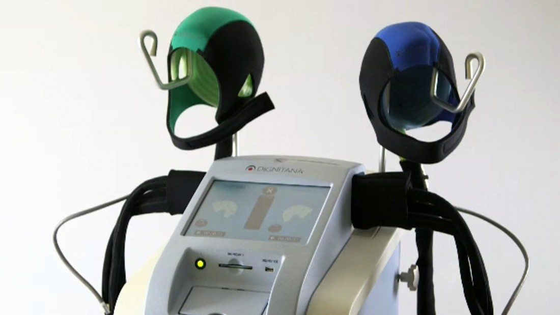 """Green Park & Golf Brings Swedish Medtech """"Cooling Cap"""" to Dallas"""