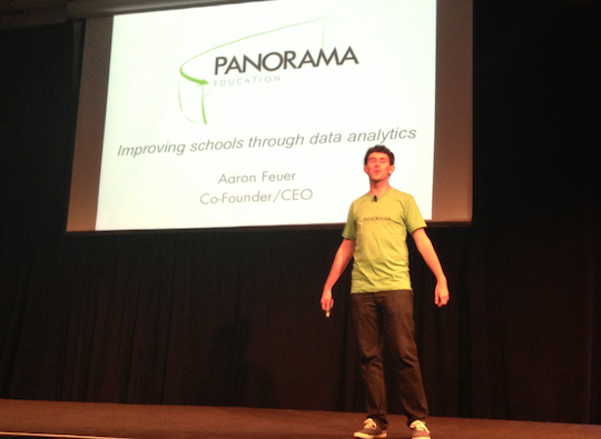 Panorama Education CEO Aaron Feuer