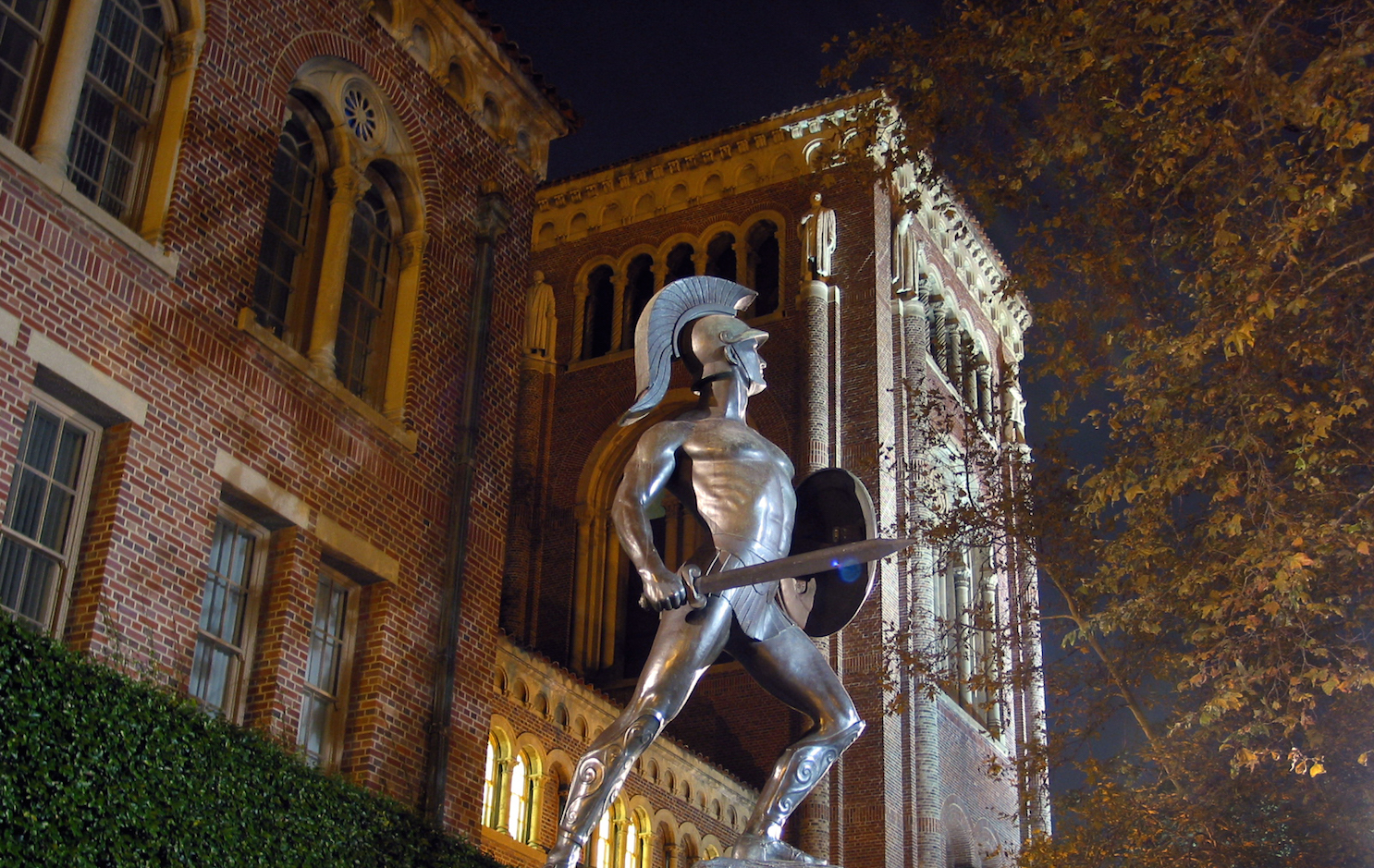 Tommy_Trojan statue at USC (courtesy USC)
