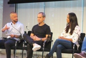 Ryan Duffy, Brian Robbins, and Zoe Saldana discuss the need for authenticity to reach millennials.