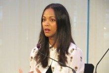 Zoe Saldana, Media Publishers Talk Strategies to Reach Millennials
