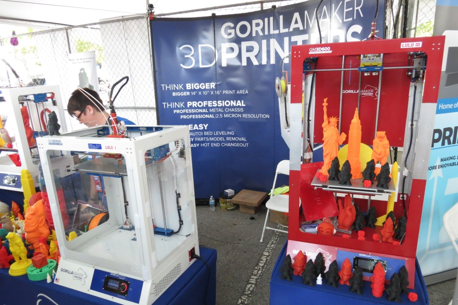 Going Big in 3D Printing