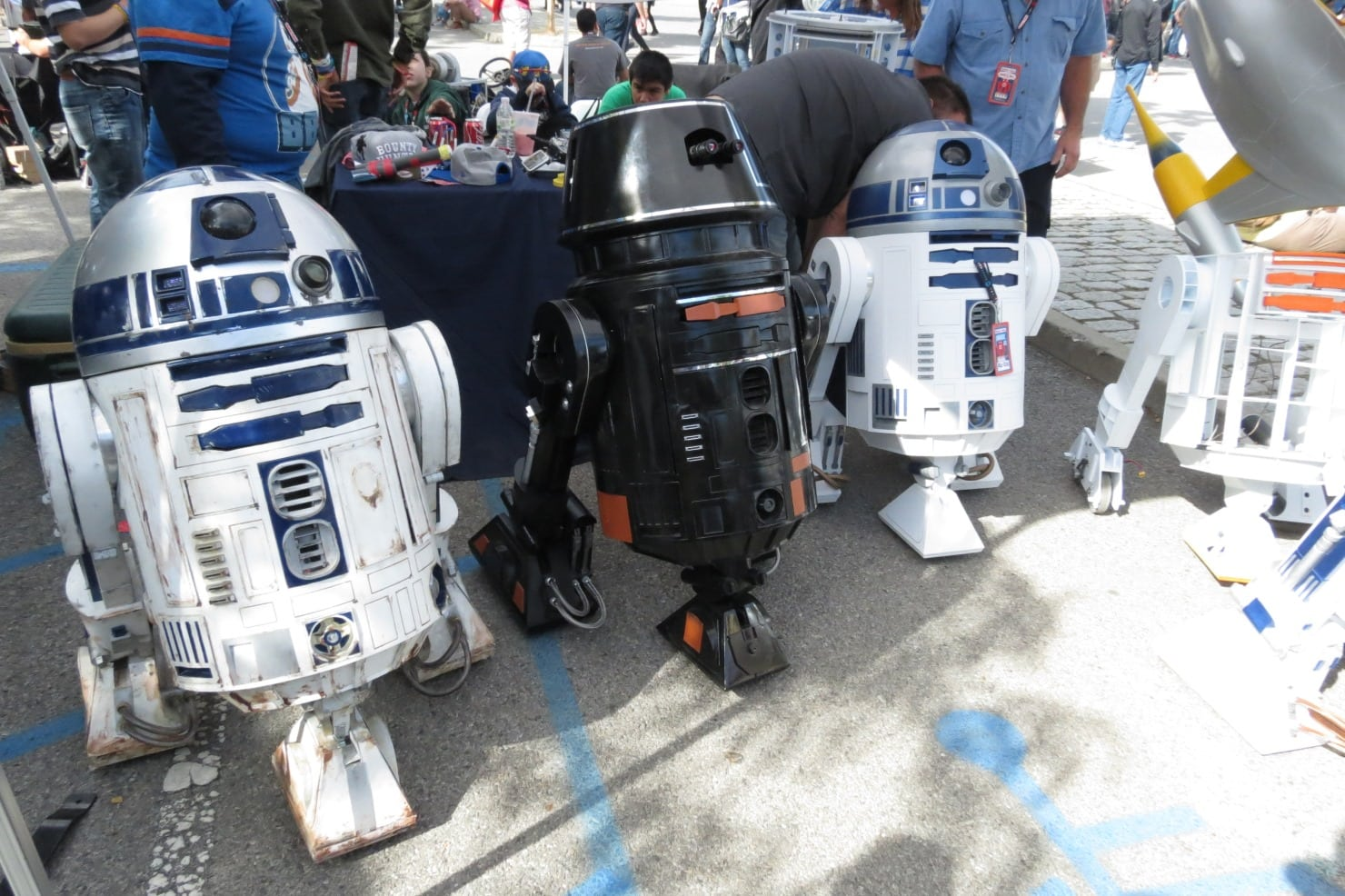 Robots, 3D Printing on Mars, and LittleBits at Maker Faire New York