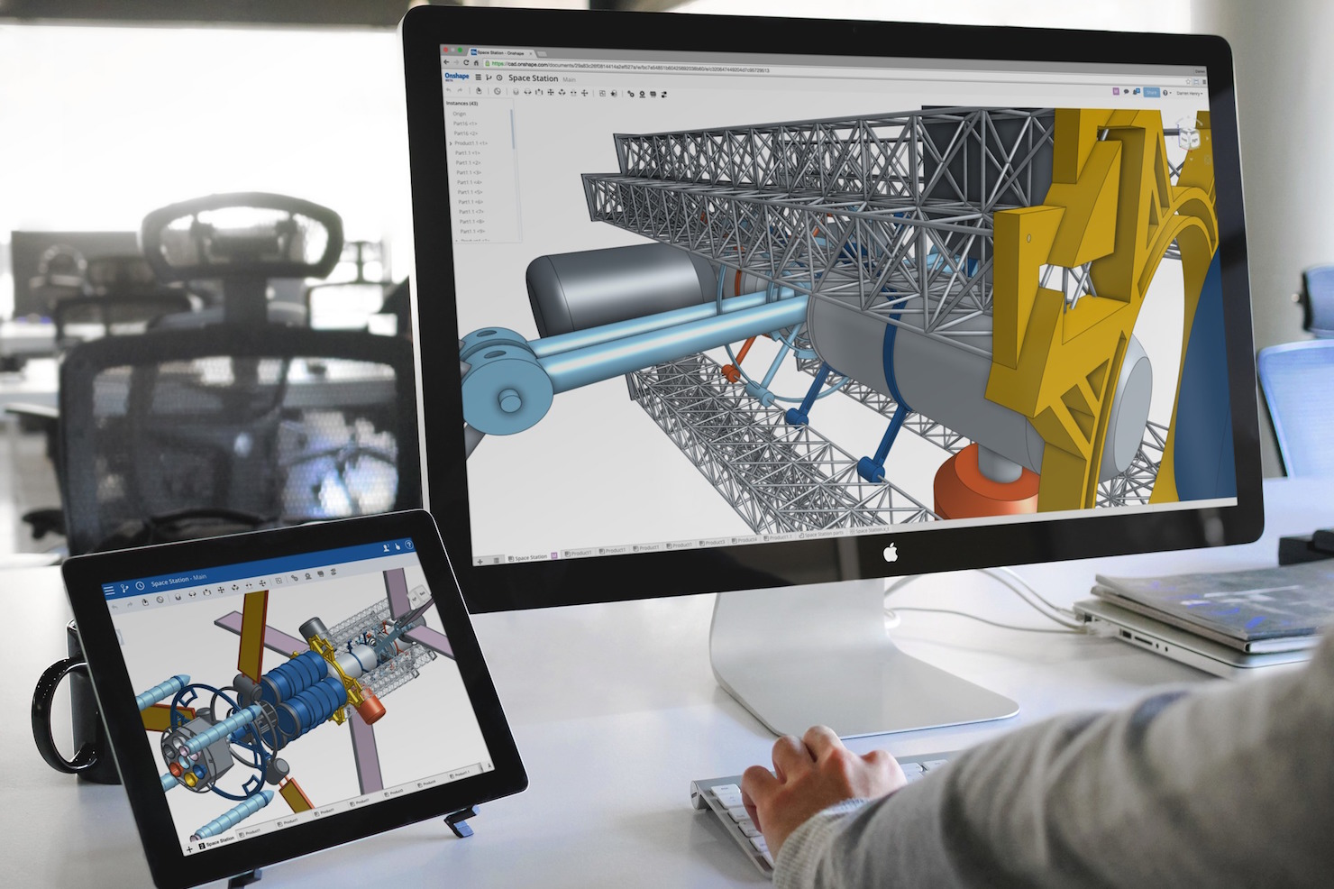 Xconomy onshape nabs 80m from andreessen others for for Mobel cad programm