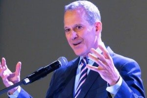 New York Attorney General Eric Schneiderman discusses ways government and the tech community can work together.