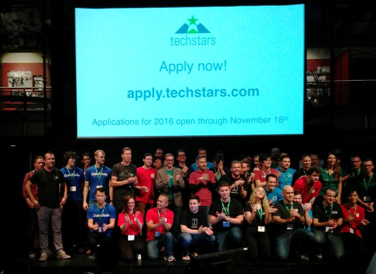 Techstars Seattle class of 2015