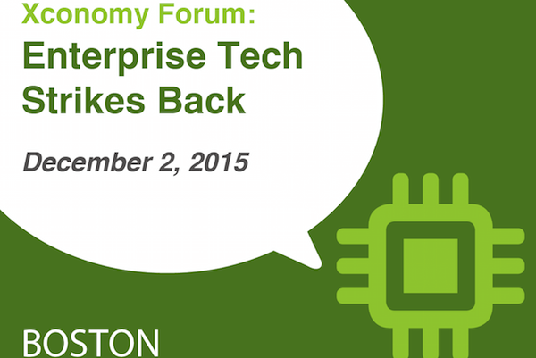 Enterprise Tech Strikes Back (Dec. 2, 2015)