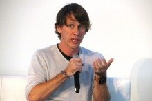 Dennis Crowley at Street Fight Summit: Foursquare Always About Data
