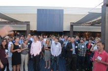 San Diego Meets the Xconomists 2015: An Experiment in Networking