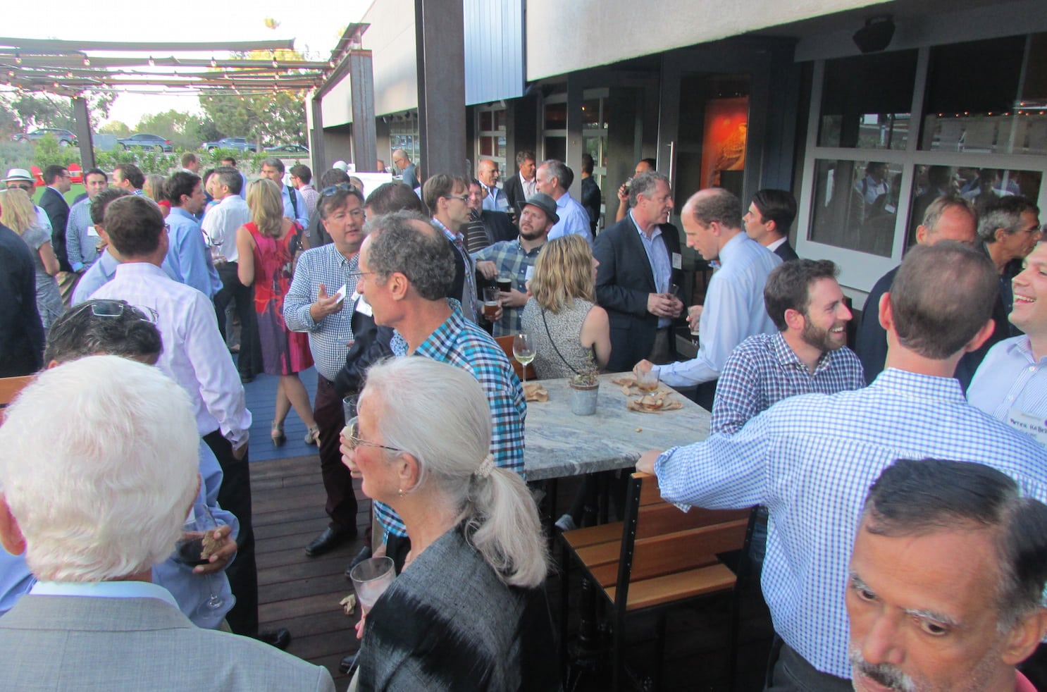 Encouraging tech and life sciences innovators to mingle