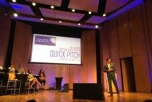 "PathSense Finds Way to Grand Prize in ""Quick Pitch"" Competition"