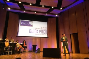 Tech Coast Angels Quick Pitch Competition (BVBigelow photo)