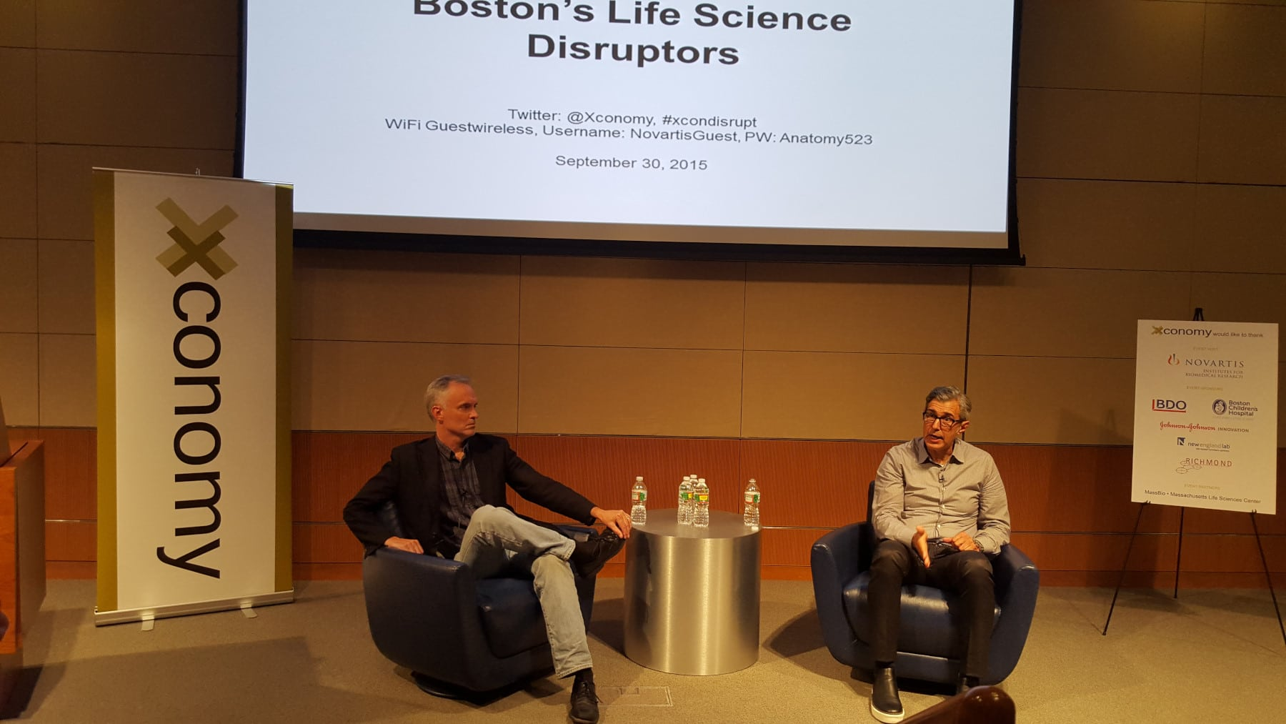 Boston's Life Science Disruptors