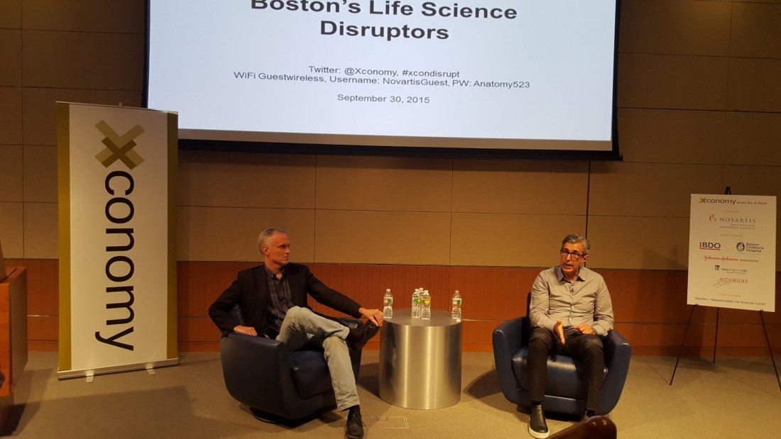 "Five Takeaways From ""Boston's Life Science Disruptors"""