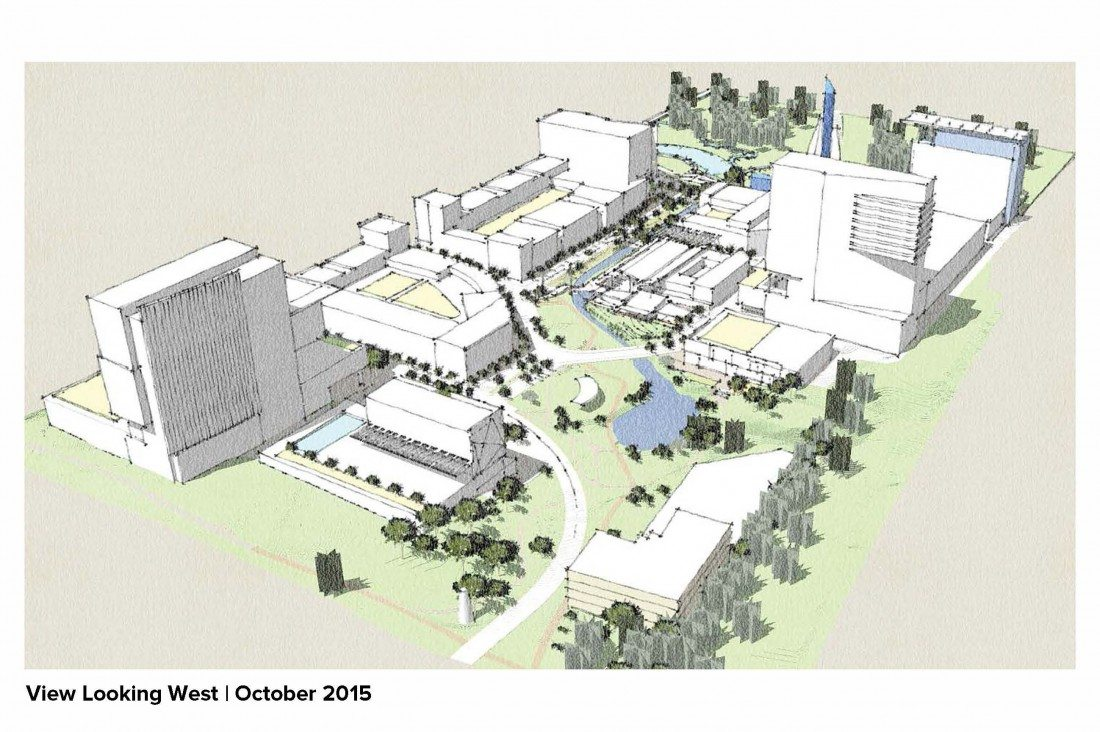Research Triangle Foundation Lands $50M to Jumpstart Park Center Plan