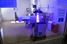 U-M Gets $2M to Study Xenex Robots' Ability to Sanitize Hospitals