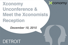 Join Xconomy for an Unconference and Reception Dec. 10