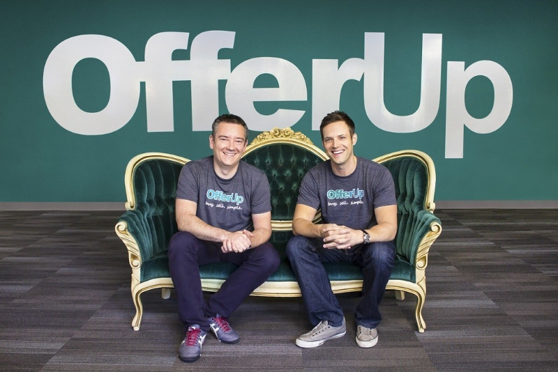 OfferUp co-founders