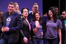 Techstars NYC Sees Baptiste's Return, Rise of Chipps, Visit by Wilson
