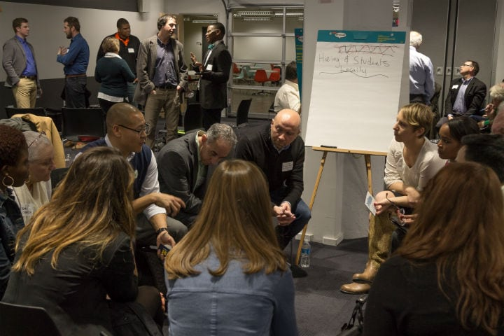 Xconomy Unconference Fosters Honest Discussion Despite Divisive Era