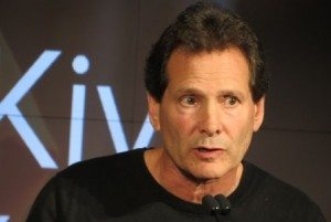 CEO of PayPal, Daniel Schulman (photo by Joao-Pierre S. Ruth).