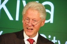 Bill Clinton at Kiva's National Launch of Small Biz Lending Platform